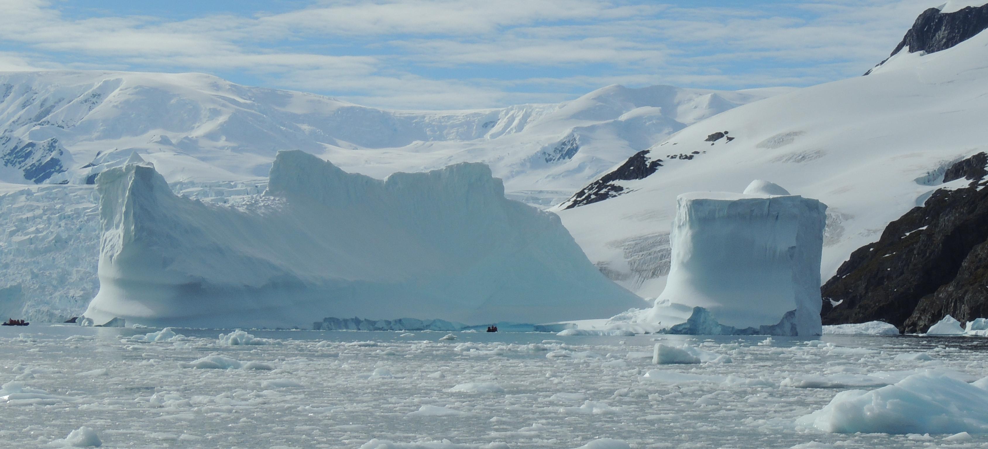Cierva Cove And Enterprise Islands Antarctica Monday